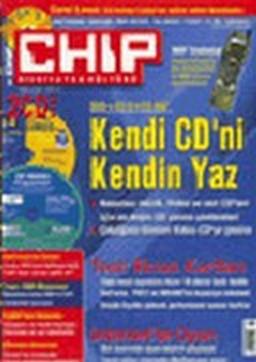 CHIP Dergisi Mart 2000