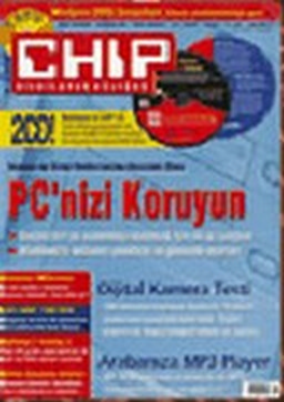 CHIP Dergisi Haziran 2000