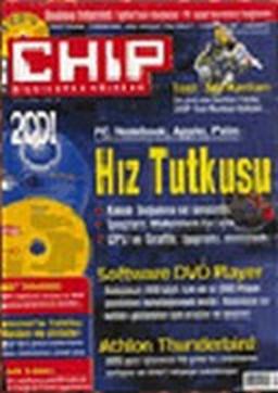 CHIP Dergisi Temmuz 2000