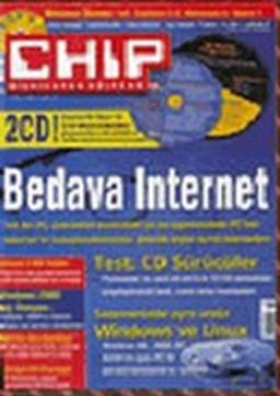 CHIP Dergisi Ağustos 2000
