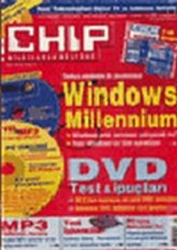 CHIP Dergisi Eylül 2000