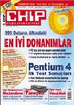 CHIP Dergisi 2001