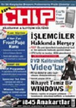 CHIP Dergisi Kasım 2001
