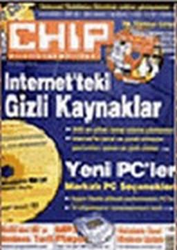 CHIP Dergisi Mart 2001