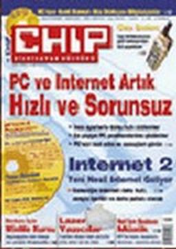 CHIP Dergisi Nisan 2001