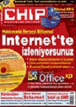 CHIP Dergisi Mayıs 2001
