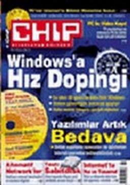 CHIP Dergisi Haziran 2001