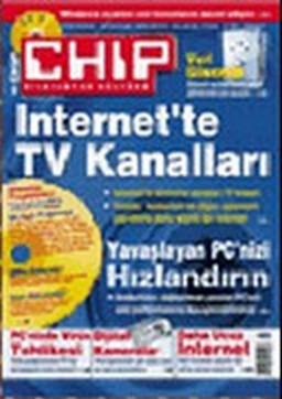 CHIP Dergisi Ağustos 2001