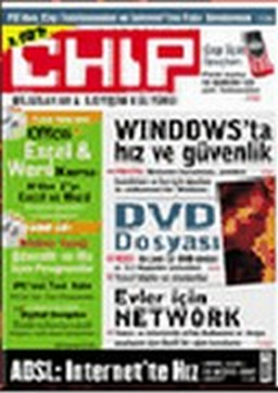 CHIP Dergisi Eylül 2001