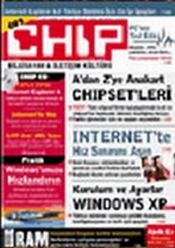 CHIP Dergisi Ocak 2002