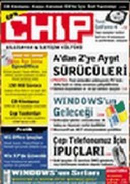 CHIP Dergisi Mart 2002