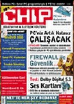 CHIP Dergisi Nisan 2002