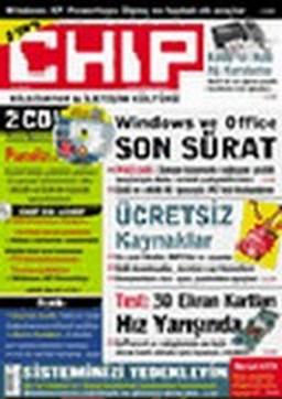 CHIP Dergisi Mayıs 2002