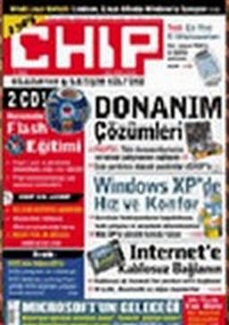 CHIP Dergisi Temmuz 2002