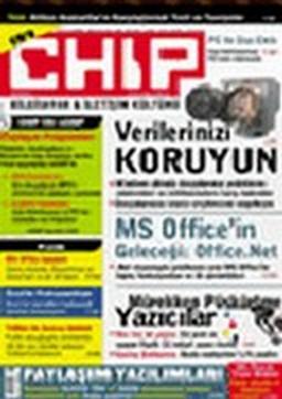 CHIP Dergisi Ağustos 2002
