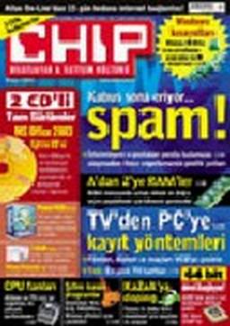 CHIP Dergisi Ekim 2003