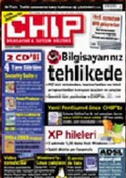 CHIP Dergisi Kasım 2003