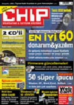 CHIP Dergisi Aralık 2003