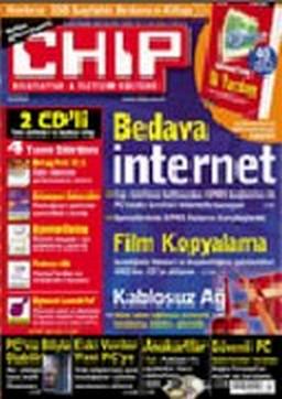 CHIP Dergisi Mart 2003