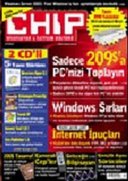 CHIP Dergisi Nisan 2003