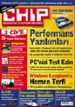 CHIP Dergisi Mayıs 2003