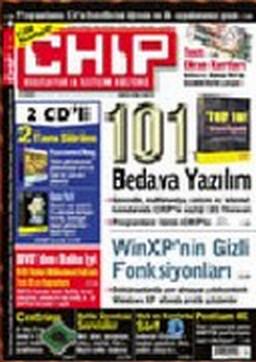CHIP Dergisi Temmuz 2003