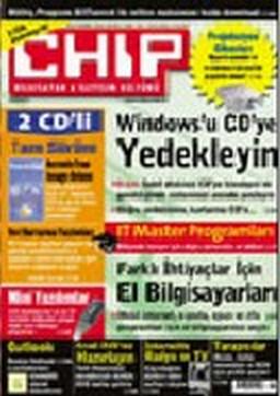 CHIP Dergisi Ağustos 2003