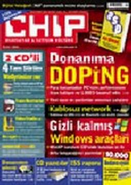 CHIP Dergisi Eylül 2003