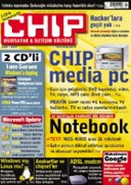 CHIP Dergisi Ocak 2004