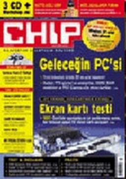 CHIP Dergisi Ekim 2004