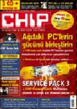 CHIP Dergisi Kasım 2004