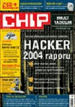 CHIP Dergisi Nisan 2004