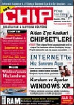 CHIP Dergisi Temmuz 2004