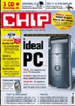 CHIP Dergisi Ağustos 2004