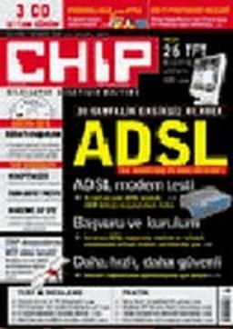 CHIP Dergisi Eylül 2004