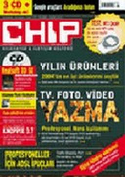 CHIP Dergisi 2005