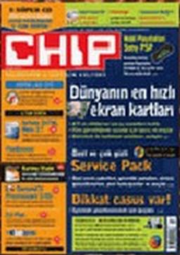 CHIP Dergisi Ekim 2005