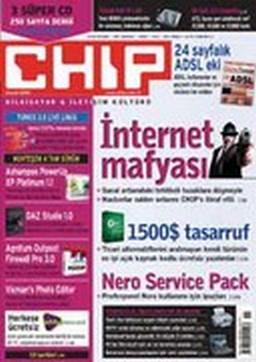 CHIP Dergisi Kasım 2005