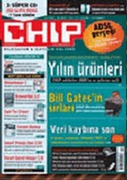 CHIP Dergisi Aralık 2005