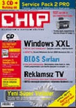 CHIP Dergisi Şubat 2005
