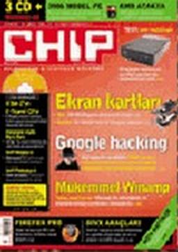 CHIP Dergisi Mart 2005