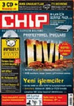 CHIP Dergisi Mayıs 2005