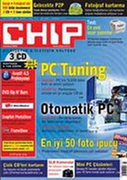 CHIP Dergisi Temmuz 2005