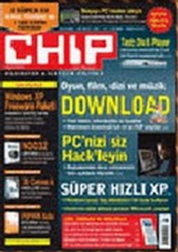 CHIP Dergisi Ağustos 2005