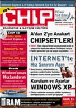 CHIP Dergisi Eylül 2005