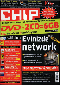 CHIP Dergisi Ocak 2006