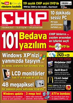CHIP Dergisi Ekim 2006