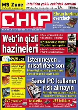 CHIP Dergisi Kasım 2006