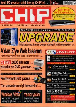 CHIP Dergisi Şubat 2006