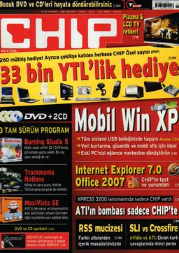 CHIP Dergisi Mart 2006